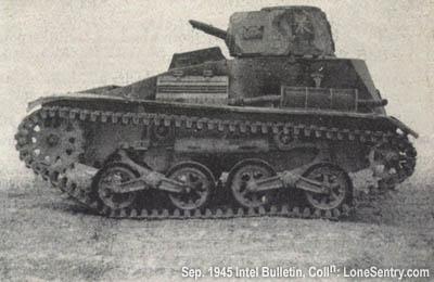 Japanese Tanks and AFVs of World War II: Type 92 Jyu-Sokosha
