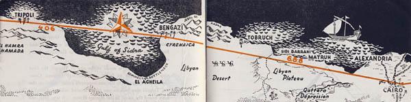 Bengazi Map