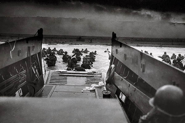 D-Day, Normandy, June 6, 1944
