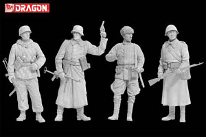Dragon 1/35th Figures