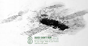 Duck! Don't Run