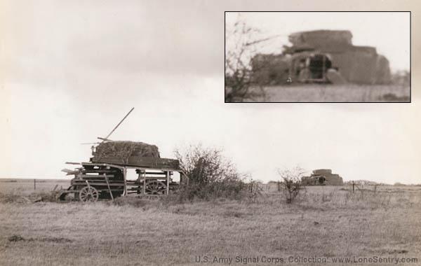 Dummy Tanks - WW2 German