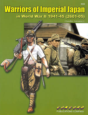Warriors of Imperial Japan in World War II