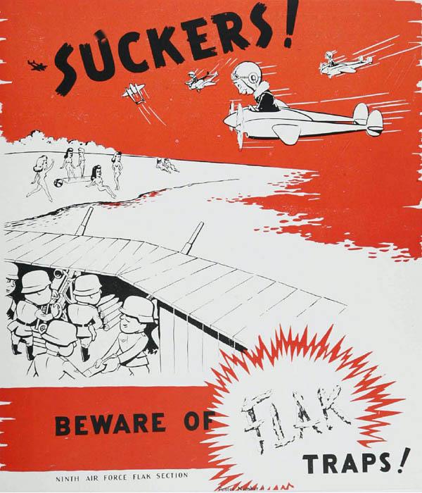 Flak Traps