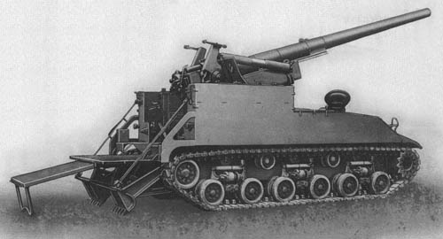 M40 Gun Motor Carriage