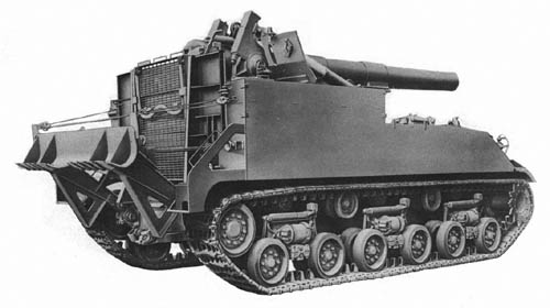 M43 Howitzer Motor Carriage
