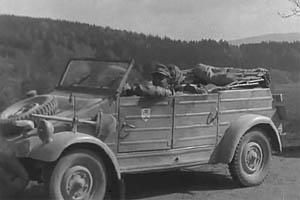 WW2 Kubelwagen
