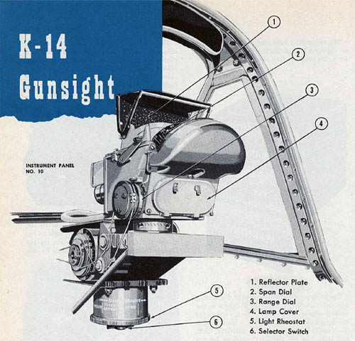 K-14 Gyroscopic Gunsight