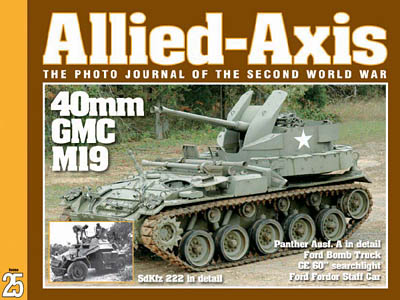 Allied-Axis WW2 Reference - Ampersand Publishing