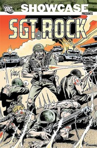 DC Comics Showcase Sgt Rock Vol 2 -- Comic Book