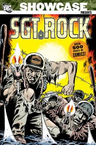 Showcase Presents Sgt. Rock Vol. 1 - DC Comics Books