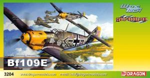 Warbirds Bf-109 Model Kit 3204