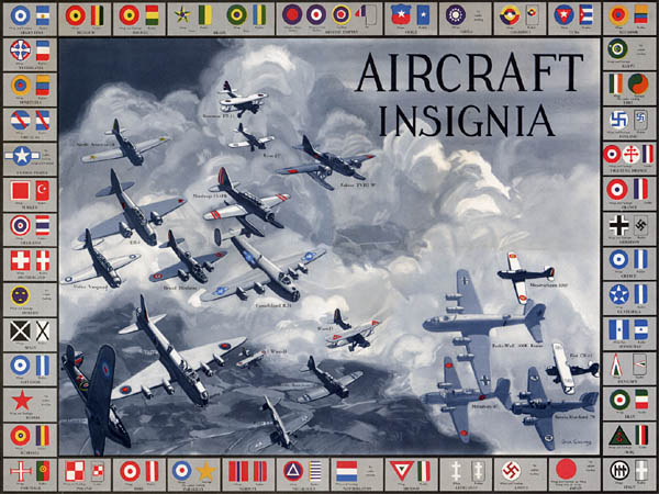 WW2 Aircraft Insignia