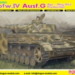 New Dragon Pz.Kpfw.IV Ausf.G Kit