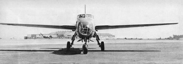 Douglas XB-42 Mixmaster Bomber