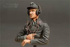 WW2 German Tank Driver -- Panzer Fahrer