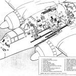 P-61 Black Widow Guns