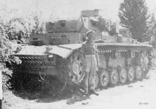 Panzer III Beobachtungswagen