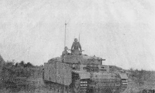 Panzerbeobachtungswagen III