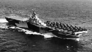 USS Bennington Aircraft Carrier