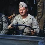 WW2 Color Photographs Marine Uniforms