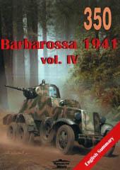 Wydawnictwo Militaria 350 Barbarossa