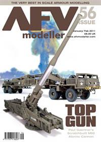 AFV Modeller Issue 56 January/February 2011