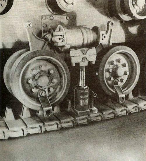 Bogie Wheels, Figure 4
