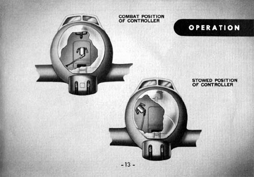 Controller Operation Bendix Chin Turret