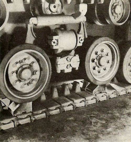 HVSS Suspension M4 Tank, Figure 2