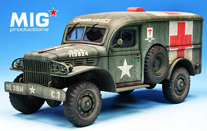 Mig Productions Dodge WC54 Ambulance