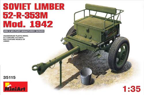 Soviet Artillery Limber