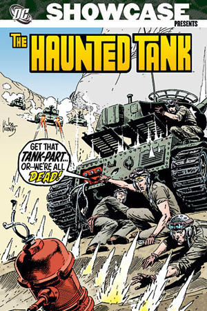 The Haunted Tank Comic Book Showcase - Volume 2