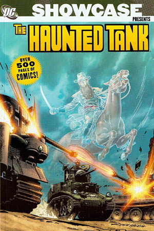The Haunted Tank Comic Book Showcase - Volume 1