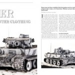 Tiger Winter Camouflage - Nordic Edge Model Diorama