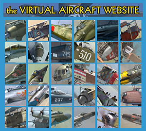 Virtual Aircraft Website VAW by Jerry Boucher
