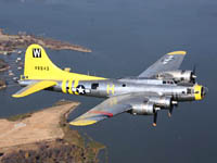Chuckie B-17 Flying Fortress