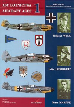 Kagero Aircraft Aces 1
