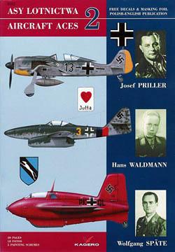 Kagero Aircraft Aces 2