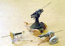 MG-151/20 German Cannon Erdkampflafette