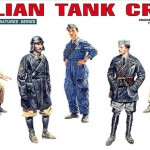 MiniArt U.S., French and Italian Tank Crews