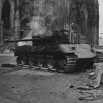 Panzer Tank Cologne Germany