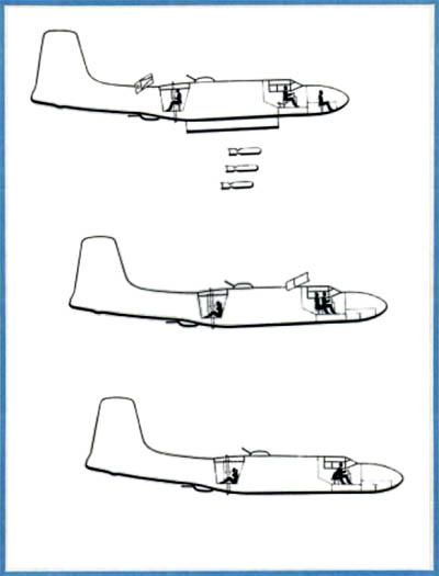 A-26 Invader Aircraft Crash Landing Procedure