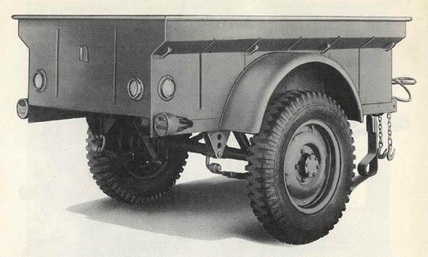 Jeep Cargo Trailer