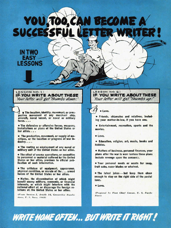 You, Too, Can Become A Successful Letter Writer