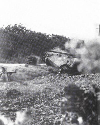 Bazooka versus Tanks