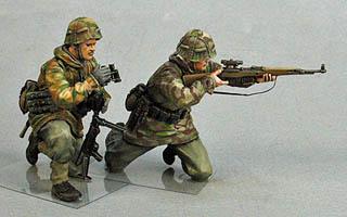T-35126 Wehrmacht Sniper Team