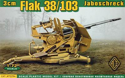 Ace 3cm Flak 103/38 Jaboschreck