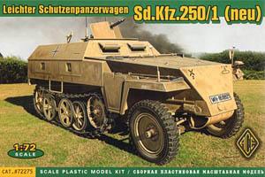 Leichter Schutzenpanzerwagen Sdkfz. 250/1 Neu