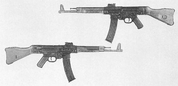 Sturmgewehr 44 (StG 44) Assault Rifle